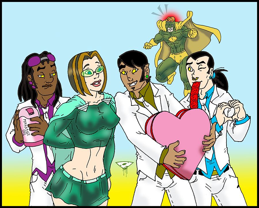 The Misfits of Mischief meet Jeanette
